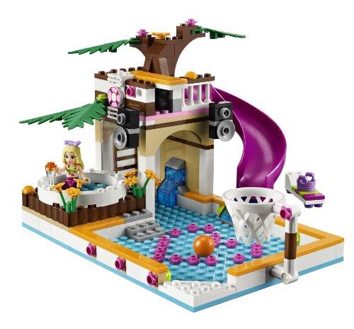 Lego friends heartlake city pool 41008 home garden spa spa - Lego friends piscina ...