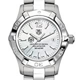 TAG HEUER watch:UVA TAG Heuer Watch - Women's Steel Aquaracer with Mother of Pearl Dial at M.LaHart