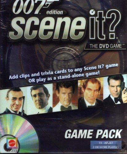 007 Edition, Scene It? Game Pack. - 1