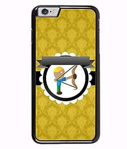 PrintVisa Sagittarus Designer Back Case Cover for Apple iphone 6 Plus (5.5 inches) -D4674