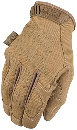 Mechanix Wear MG-72-009 Original Glove, Coyote, Medium