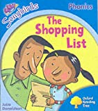 Oxford Reading Tree: Stage 3: Songbirds: the Shopping List (Ort Songbirds Phonics Stage 3)