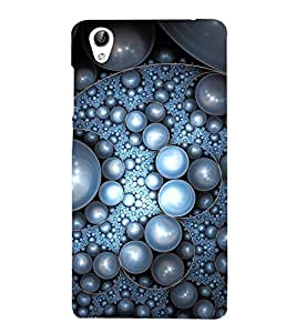 Vizagbeats pearl pattern Back Case Cover for Oppo A37