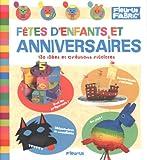 """Afficher """"Fêtes d'enfants et anniversaires"""""""