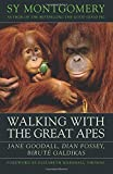 img - for Walking with the Great Apes book / textbook / text book