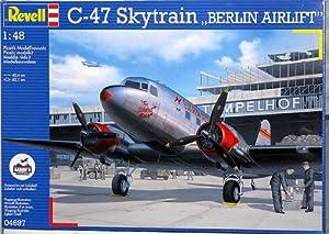 """Revell 1/48 C-47 Skytrain Berlin Airlift"""" """""""