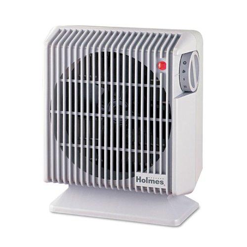 fans heaters best pirces holmes compact energy efficient heater fan white. Black Bedroom Furniture Sets. Home Design Ideas