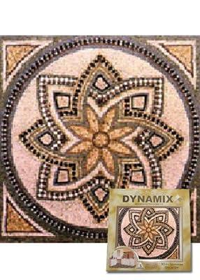 """Dynamix Vinyl Tile, Self Adhesive Floor Tile 12""""X12"""" - 1009 - Home Dynamix"""