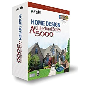 Home design architectural series 4000 v12 specs price for Punch home landscape design architectural series v18 crack