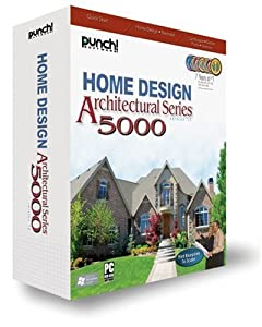 Punch Software Home Design Architectural Series 5000 Punch Software Upc ...