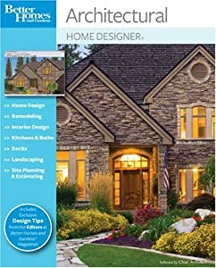Better Homes and Gardens Architectural Home Designer [Download] [OLD VERSION] by Chief Architect