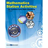 Station Activities for Common Core Mathematics, Grade 7