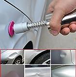 Toppdrtool 自動車 凹み修理 工具セット 用品 T型 スライドハンマー アルミ 採用 取外し 可能 吸盤セット 凹み 補修 DIY デントリペアツールキット