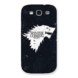 Ajay Enterprises Ft winter comser Back Case Cover for Galaxy S3 Neo