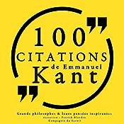 100 citations d'Immanuel Kant | Immanuel Kant