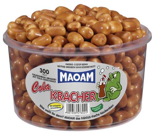 Haribo Maoam Cola Kracher, 1200g Tub