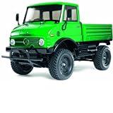 Mercedes-Benz Unimog 406 Kit: CC01 by Tamiya