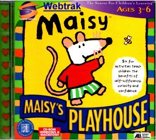 Maisy: Maisy'S Playhouse front-622104