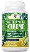 85% HCA Best Garcinia Cambogia Long-Lasting Tablet by NutriGood Labs – Calcium Free Veggie Tablet -…