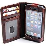 itronik® Retro Look Tasche Case Cover Schutz für Apple iPhone 3G 3GS 4 4S