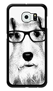 """Humor Gang Sophist Dog Printed Designer Mobile Back Cover For """"Samsung Galaxy S6"""" (3D, Glossy, Premium Quality Snap On Case)"""