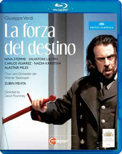 Verdi: La Forza Del Destino (PROFIL 708204) [Blu-ray]