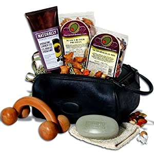 Men's Travel Tote Gift Basket™