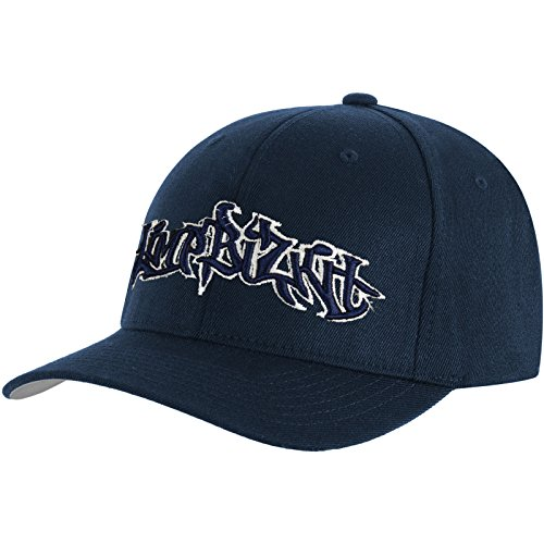 Limp Bizkit Men's Graffiti Logo Baseball Cap Small / Medium Black (Limp Bizkit Merchandise compare prices)