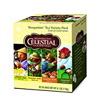 Celestial Seasonings Sleepytime Tea Variety Pack, 80 Count