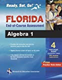 img - for Florida Algebra I End-of-Course Assessment (Florida FCAT & End-of-Course Test Prep) book / textbook / text book