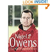 Nigel Owens (Author), Lynn Davies (Author) (27)Buy new:   £9.95 34 used & new from £7.13