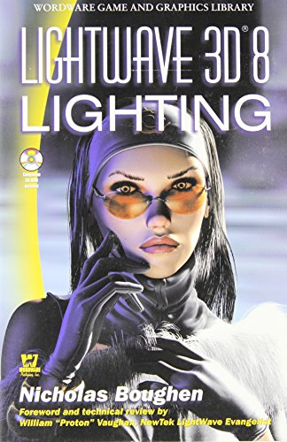 LightWave 3D 8 Lighting (Wordware Game and Graphics Library) (Lightwave 3d Software compare prices)