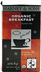 Harney &amp; Sons Organic English Breakfast Tea - 120 ct