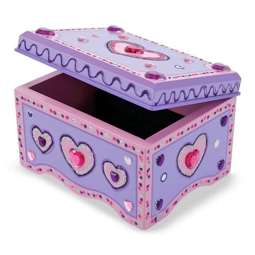 Melissa & Doug DYO Jewelry Box