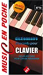 Dictionnaire d'accords pour clavier -...
