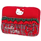 Hello Kitty Laptop Case by Camomilla red L