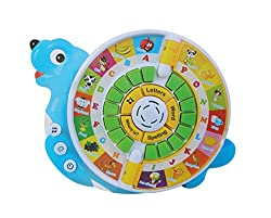 Negi Battery Operated Learning Seal, Multi Color