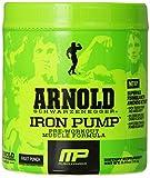 Muscle Pharm Arnold Schwarzenegger Series Iron Pump Pre-Workout Formula, Fruit Punch, 30 servings