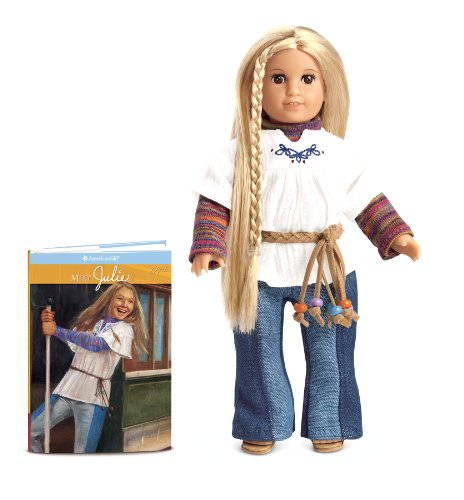 Julie Mini Doll (American Girl)