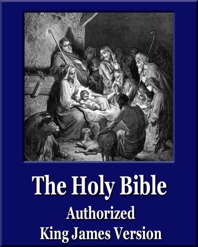God - The Holy Bible - Authorized King James Version (Illustrated with 41 Engravings by Gustave Dore)