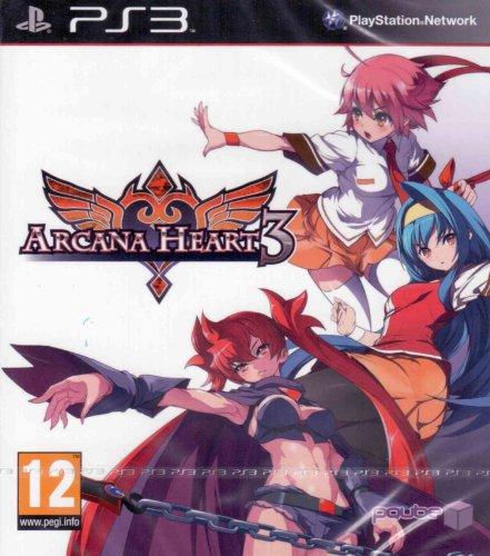 Arcana Heart 3 (Playstation 3)