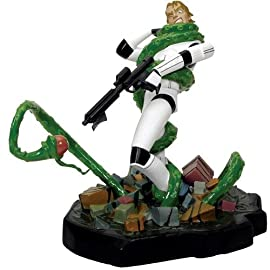 Luke Skywalker Stormtrooper Animated Star Wars Gentle Giant Exclusive Maquette