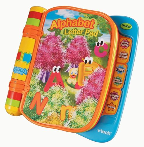 Write and learn letter book vtech