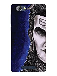 TREECASE Designer Printed Soft Silicone Back Case Cover For Lava X11 (4G)
