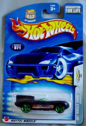 Hot Wheels 2003 Anime Jaguar D-Type 2/5 GRAY #71 #071 1:64 Scale
