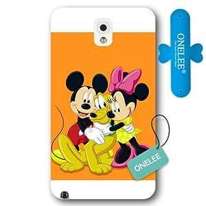 Amazon.com: Customized White Disney Cartoon Micky Mouse