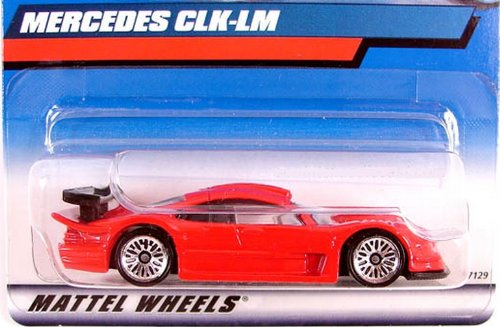Hot Wheels #163 Mercedes CLK-LM