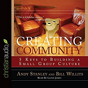 Creating Community Audiobook