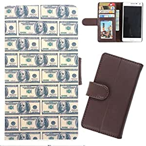 DooDa - For Asus Zeenfone C PU Leather Designer Fashionable Fancy Wallet Flip Case Cover Pouch With Card, ID & Cash Slots And Smooth Inner Velvet With Strong Magnetic Lock