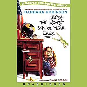 The Best School Year Ever Audiobook